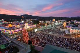 Tirupati tirumala temple tour packages